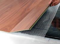 Тепла підлога під ламінат - запорука комфорту