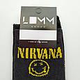 Носки NIRVANA демисезонные черные размер 40-45, фото 3
