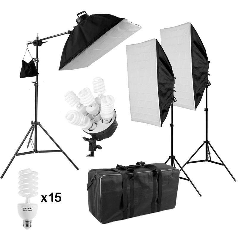 675/3375Вт Комплект постійного світла LD Z3SB57X5 (лампи по 45W)