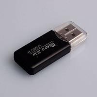 Карт-Ридер Mini Usb 2.0 для чтения Micro SD