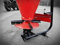 Разбрасыватель минеральных удобрений объемом 100л на трехточковое крепления трактора. РУМ-100 Шип, фото 1