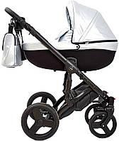 Дитяча коляска 2 в 1 Verdi Mirage Limited Silver