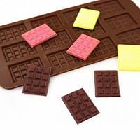 Силиконовая форма для конфет - Мини шоколад