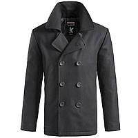 Бушлат Surplus Pea Coat (BLACK) (размер S)