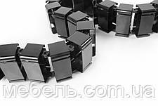 Кабель-менеджмент Barsky BCM-01, черный, фото 3