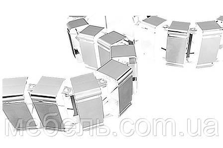 Кабель-менеджмент Barsky BCM-02, белый, фото 2