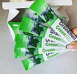 DrainEffect ,Дрейн Эффект супер система очистки и похудение ,очищающий напиток энерджи  диета драйн зеленый, фото 2