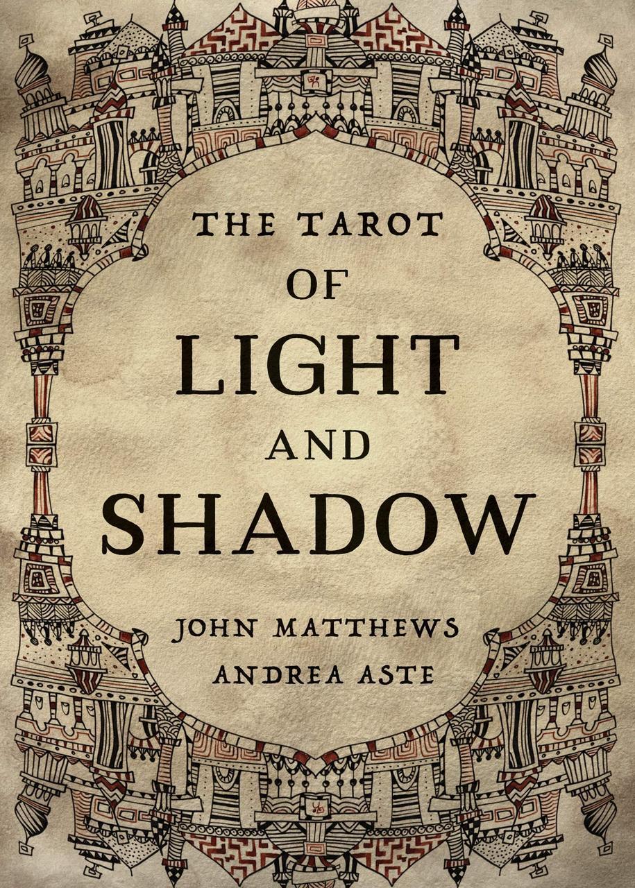 The Tarot of Light and Shadow/ Таро Світла і Тіні