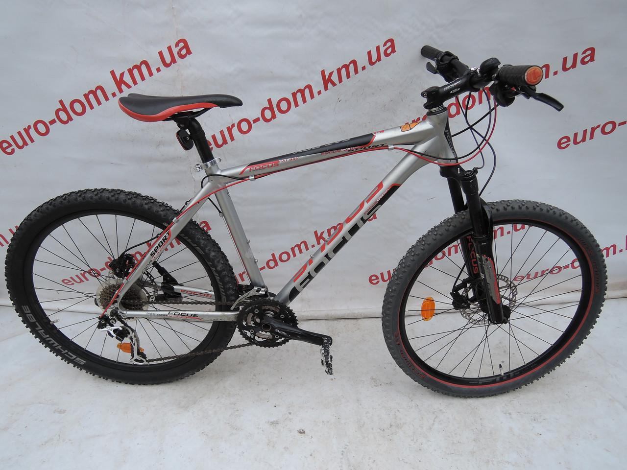 Горный велосипед Focus Fat Boy 26 колеса 27 скоростей