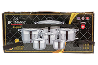Набор кастрюль Bohmann BH 600-12 12 предметов