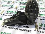 Тактические черные ботинки Surplus. Кожа, фото 3