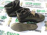 Тактические черные ботинки Surplus. Кожа, фото 5
