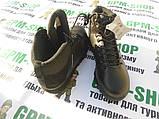 Тактические черные ботинки Surplus. Кожа, фото 6