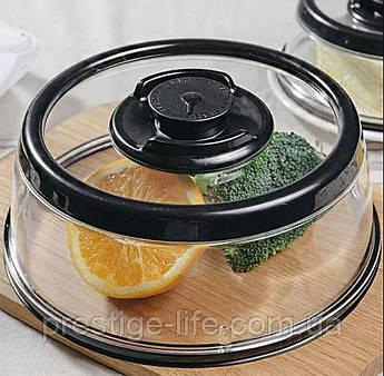 """Вакуумная крышка для пищевых продуктов Guineabers """"Stay Fresh Longer"""" 24см"""