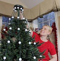 Гирлянда на елку конусная 48 Christmas lights, фото 1
