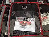 Авточехлы Favorite на Mazda 6 2008-2012 sedan, Мазда 6 2008-2012 года седан, фото 6