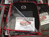 Авточехлы  на Mazda 6 2008-2012 sedan, Мазда 6 2008-2012 года седан, фото 7