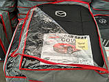 Авточехлы  на Mazda 6 2008-2012 sedan, Мазда 6 2008-2012 года седан, фото 10