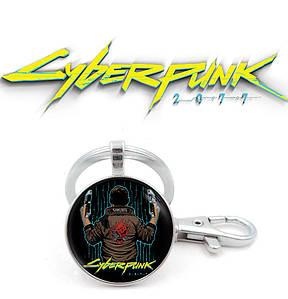 "Брелок Киберпанк 2077 ""Super Boy"" / Cyberpunk 2077"