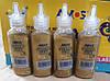 Клей -краска блестками Amos Classic 22ml Золото GCL22D24Gold уп24