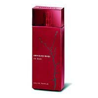 Женские духи Armand Basi In Red 100 ml Женская парфюмированная вода (Женские Духи Арманд Баси Ин Ред 100 мл)