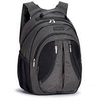 Рюкзак школьный ортопедический 30х40х20 см Dolly Украина серый (565)