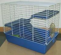 Клетка для шиншилл, хорьков, свинок.70*45*61 см.