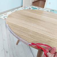 Защитная силиконовая лента на торцы мебели (2м. стандартна)