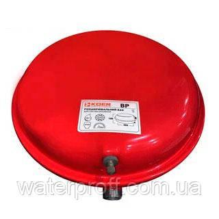 Розширювальний бак для опалення BP12 KOER
