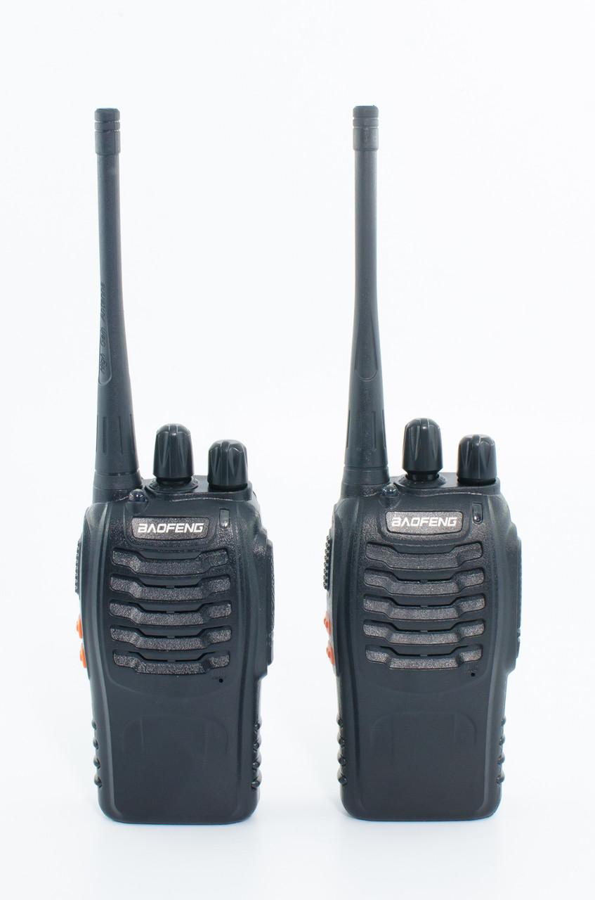 Комплект из двух раций BAOFENG BF-888S