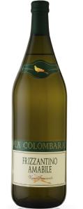 Вино La Colombara Frizzantino Bianco Amabile