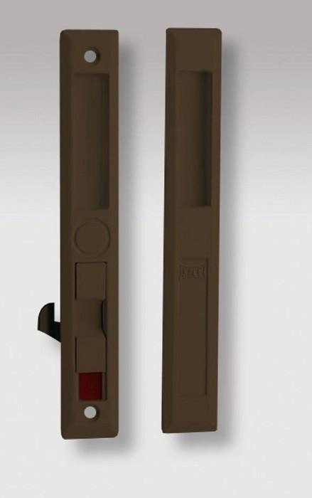 Фиксатор KALE 301 для металлопластиковых дверей/окон, чёрный 5965