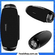 Портативна Bluetooth колонка Hopestar H27 Чорна - потужна акустична стерео блютуз колонка, фото 3
