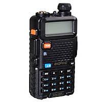 Рація, радіостанція BAOFENG UV-5R UP 8 Вт. Рація Baofeng 5r 8 W + Гарнітура