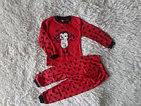Пижама для девочки Божья коровка 5лет