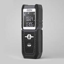 Лазерний далекомір AKKU AK302 (0,2 ~ 50 м) з підсвічуванням, проводить вимірювання V, S, L, Xiaomi
