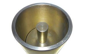 Форма для визначення роздрібнюванню щебеню Термолаб ЦП-150 За ДСТУ Б Ст. 2.7-71-98 ГОСТ 8269.0-97 (mdr_7216)