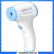 Термометр бесконтактный JJT889 - электронный инфракрасный градусник, детский медицинский цифровой термометр, фото 2