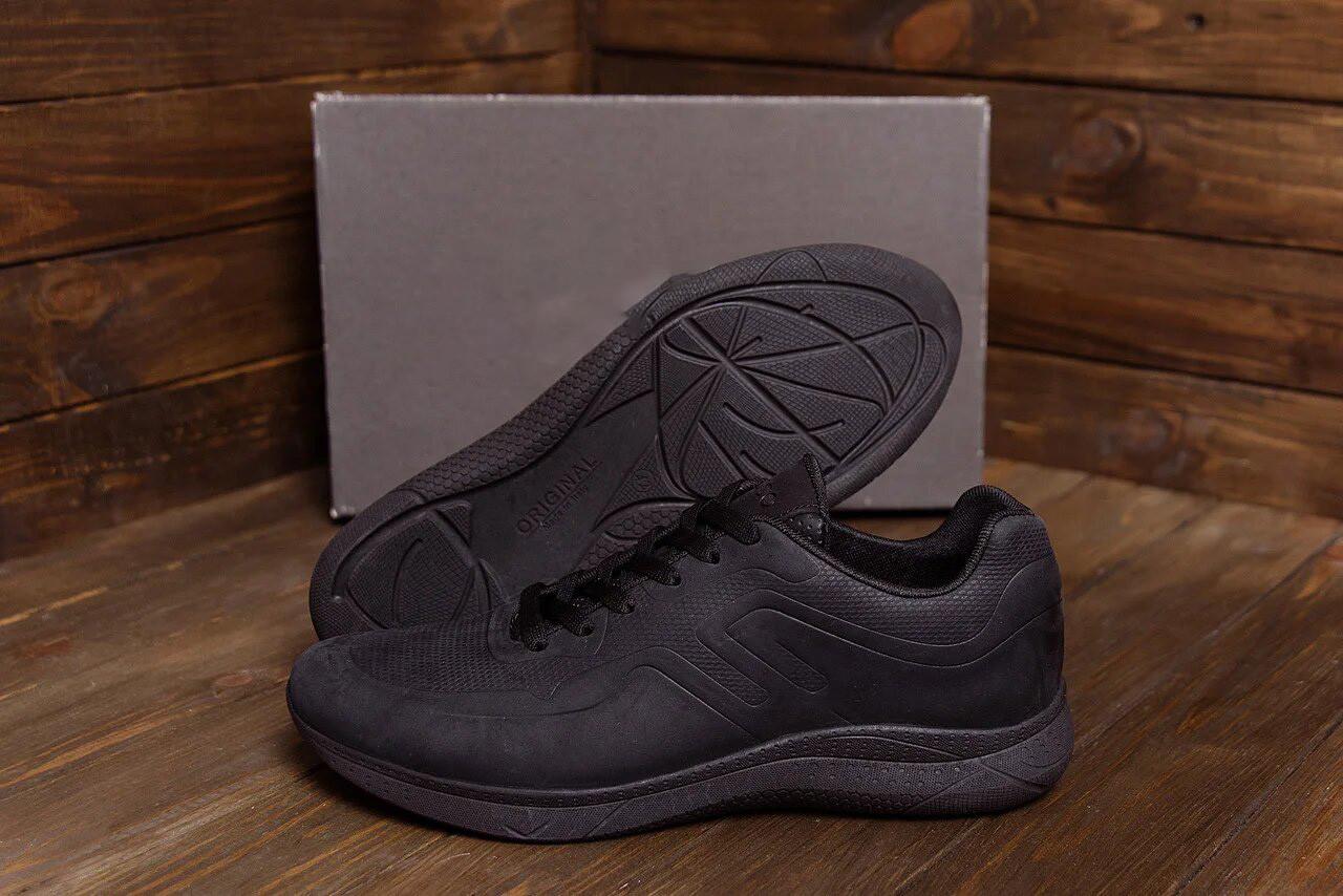 Осенние мужские ботинки кожаные