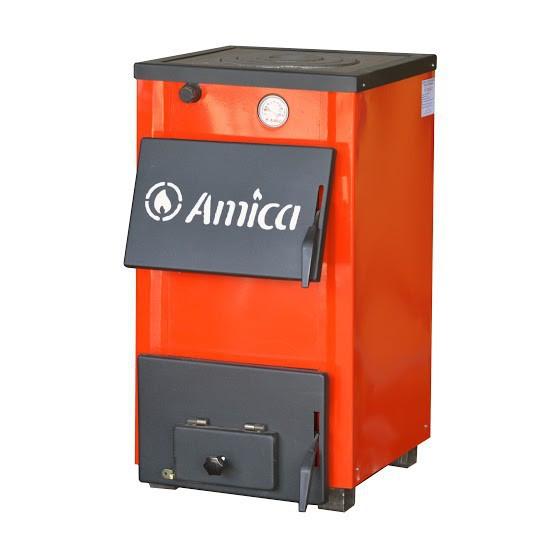 Твердотопливный котел Amica Optima 18-P