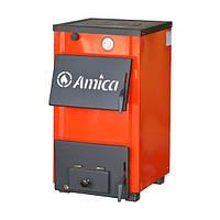 Твердотопливный котел Amica Optima 18-P, фото 1