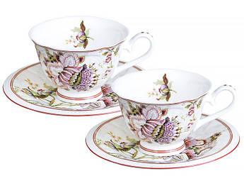 Чайний набір прімавера Lefard 4пр
