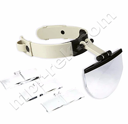 Бинокулярная лупа Magnifier MG81003 12x 25x 35x (mdr_7259)