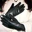 Перчатки женские сенсорные черные р. 6,5, фото 7