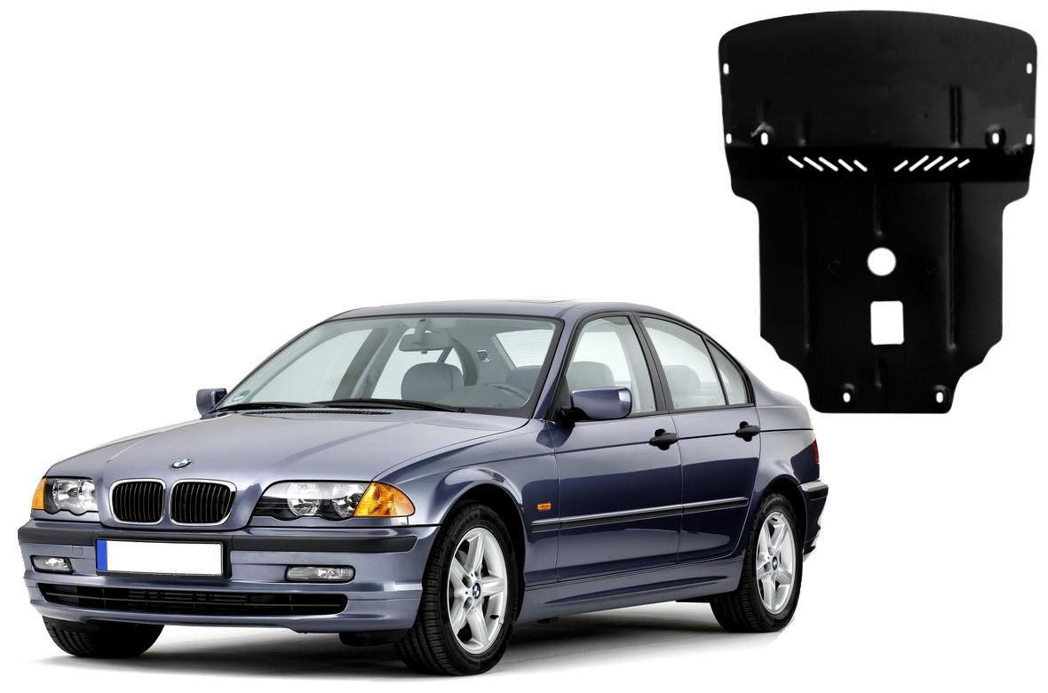 Защита двигателя BMW 3 Series E46 1997-2006