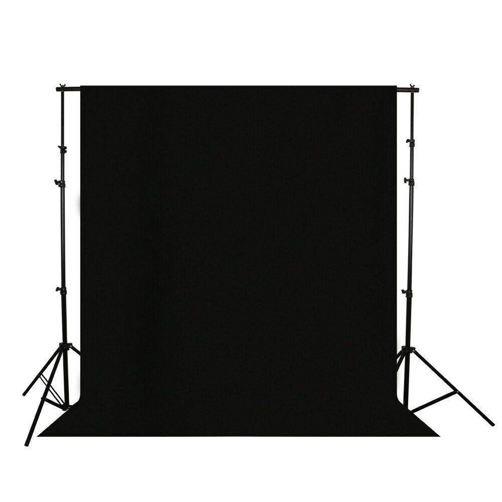 3,0х2,0м тканинний Фон FST PBM-3020 black - чорний