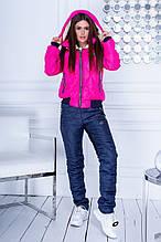 Женский зимний теплый лыжный спортивный костюм реплика PHILIPP PLEIN отличного качества 42.44.46.48
