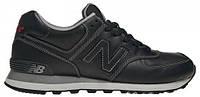 Кроссовки New Balance 574 Black ML574UKD, фото 1