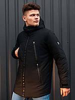 Куртка демисезонная мужская BEZET project black 20 черная