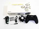 Квадрокоптер Sirius Alpha 415 WiFi квадрокоптер для видеосъемки  на радиоуправлении с камерой, фото 9
